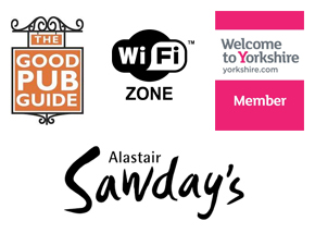 Welcome to Yorkshire Member, Good Pub Guide, Free Wifi, Alistair Sawdays